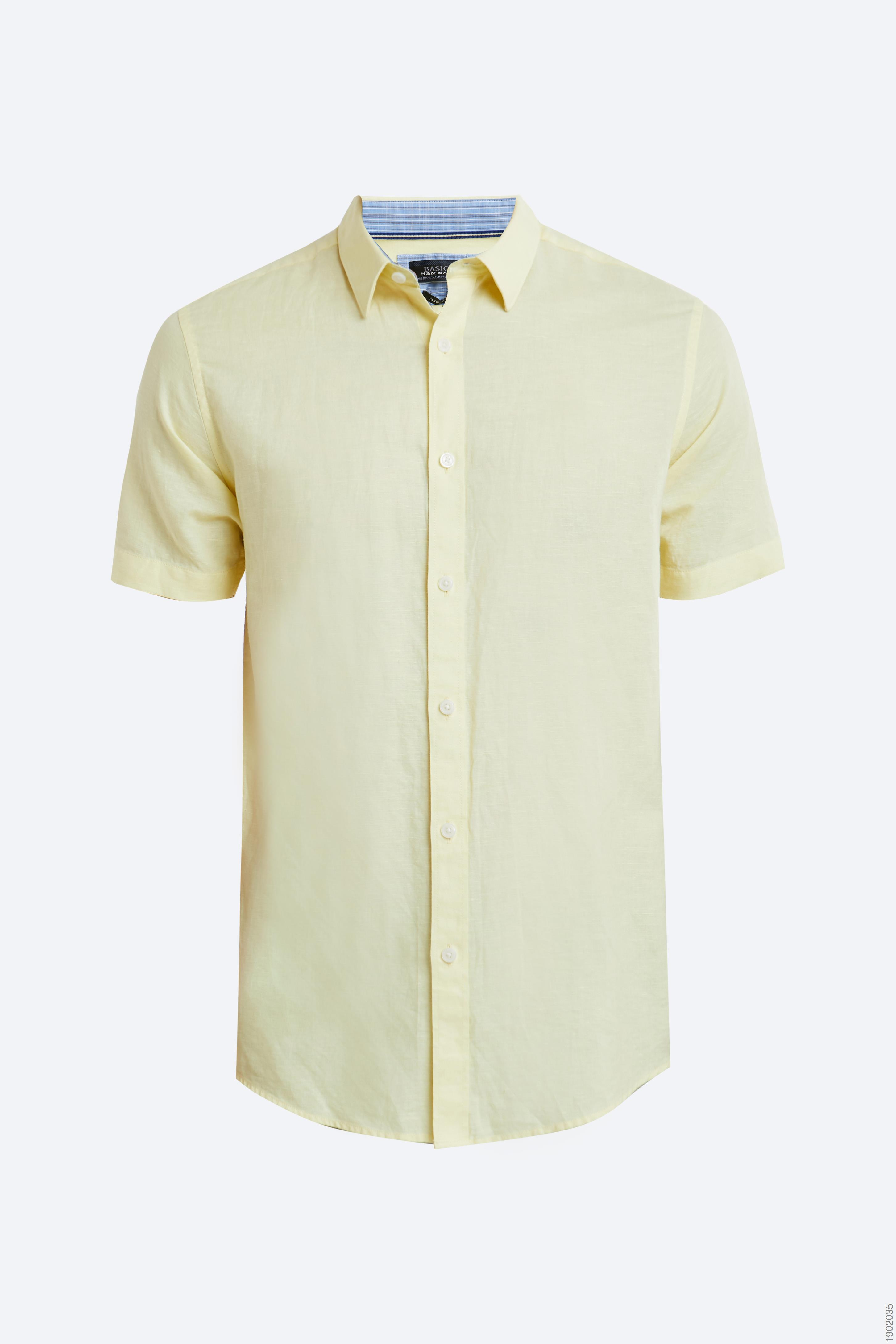 áo sơmi nam tay ngắn - 1902035
