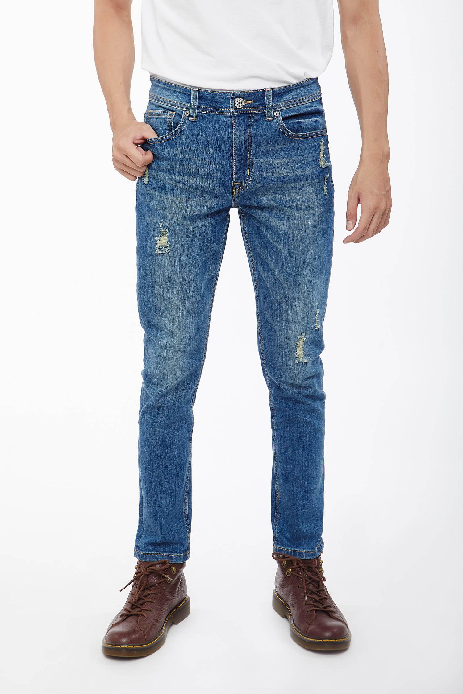 quần jean nam - 1904027