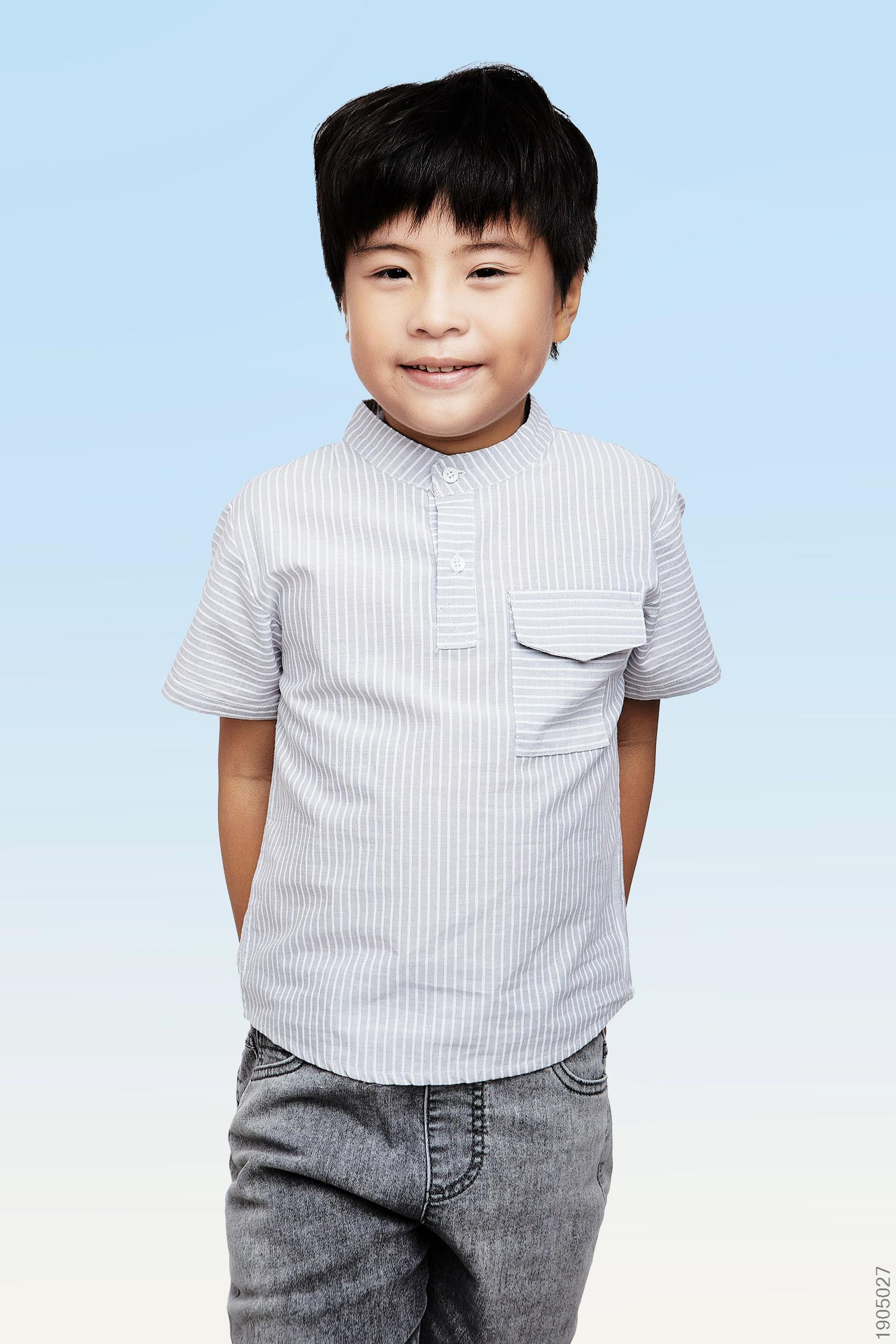 áo sơ mi bé trai - 1905027