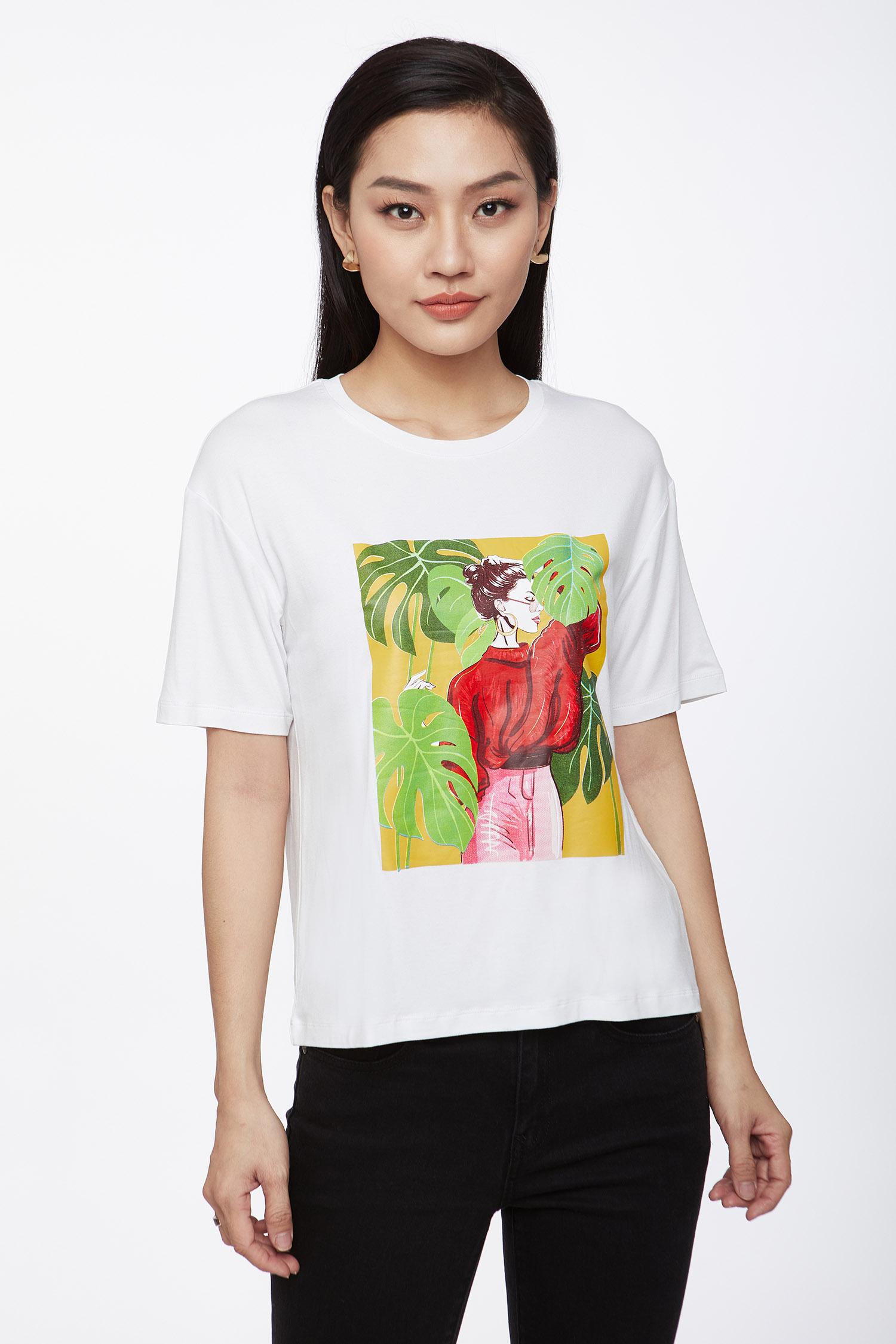 áo thun nữ - 1908003