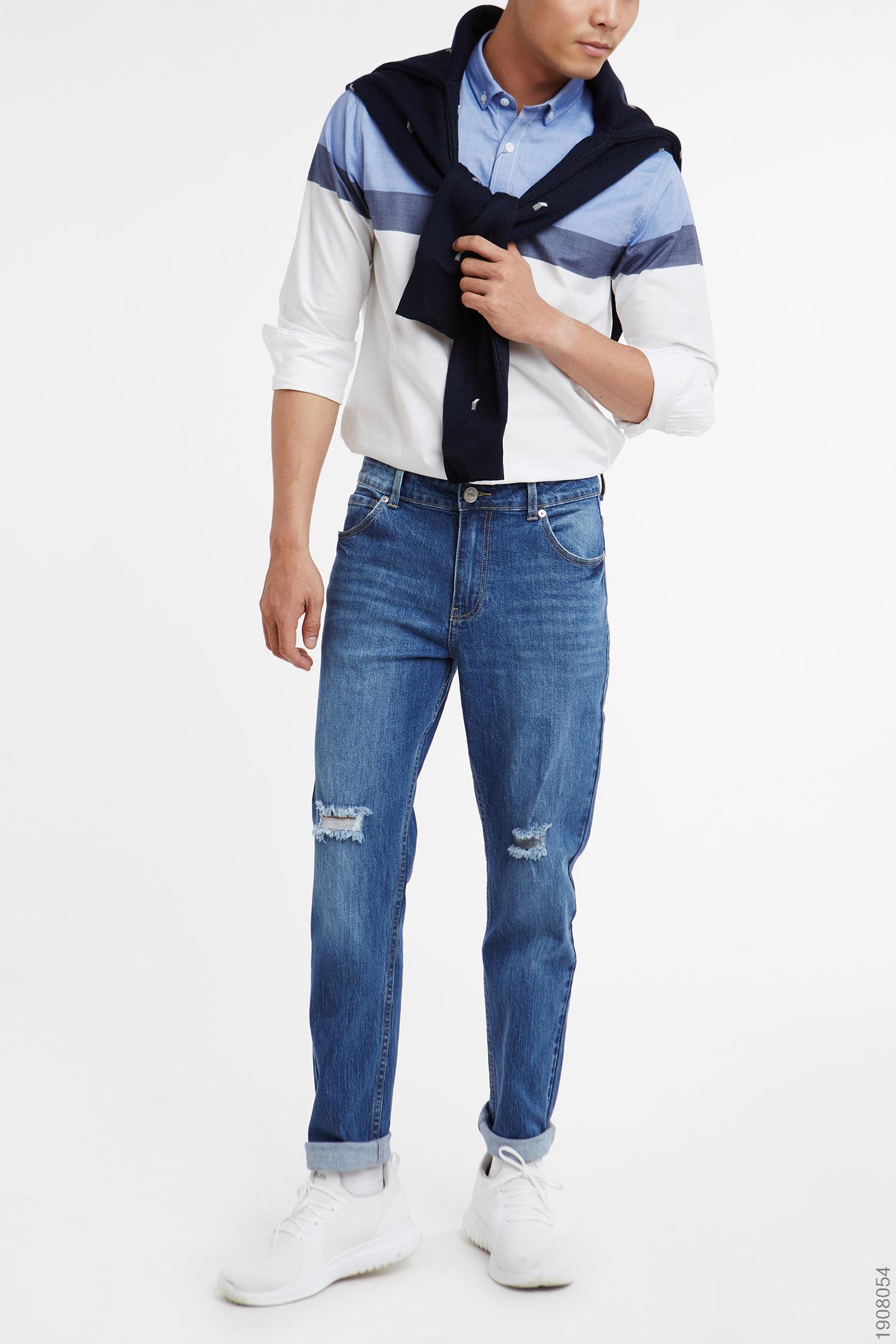 quần jean nam - 1908054