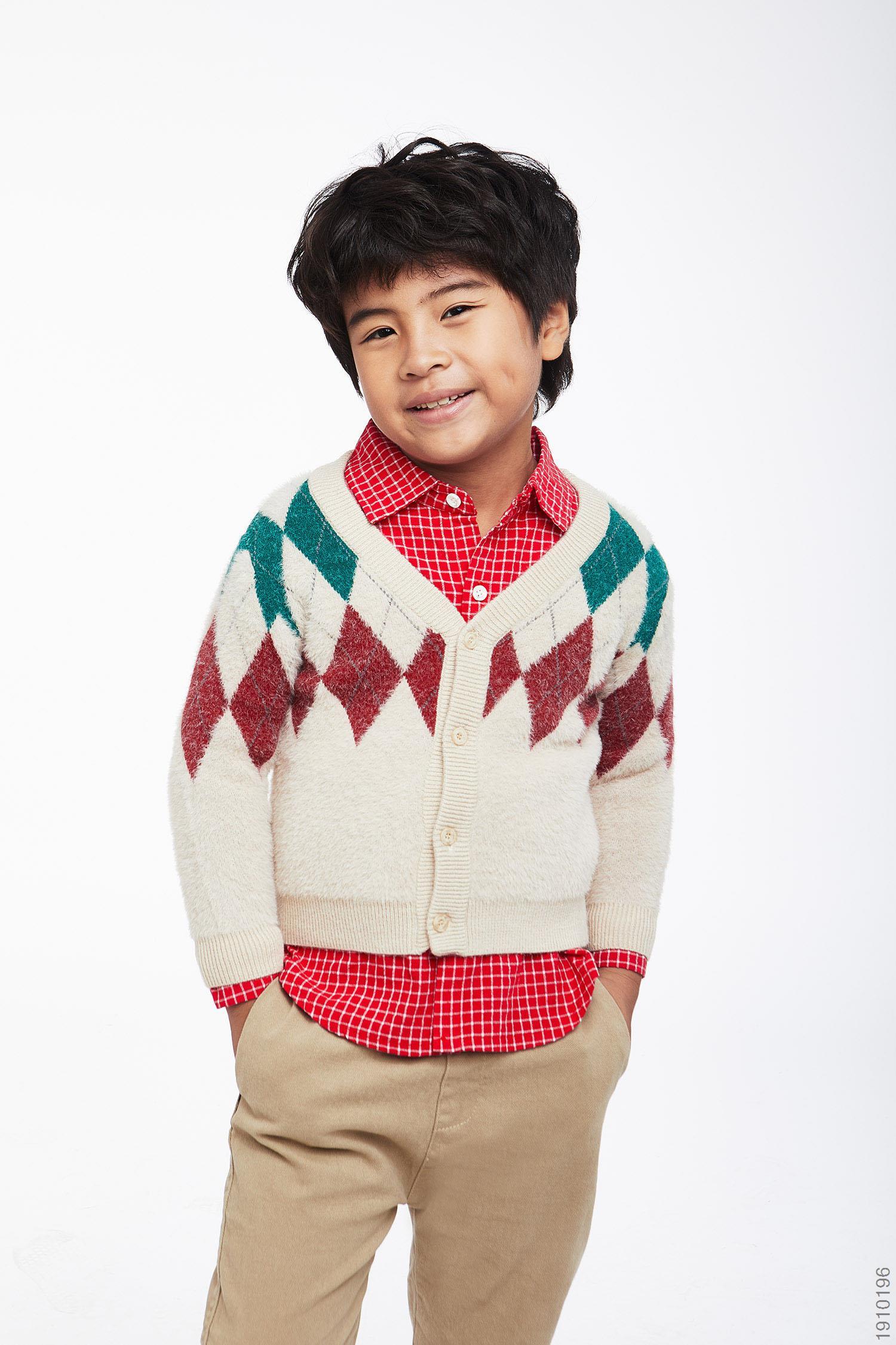 áo dệt bé trai - 1910196