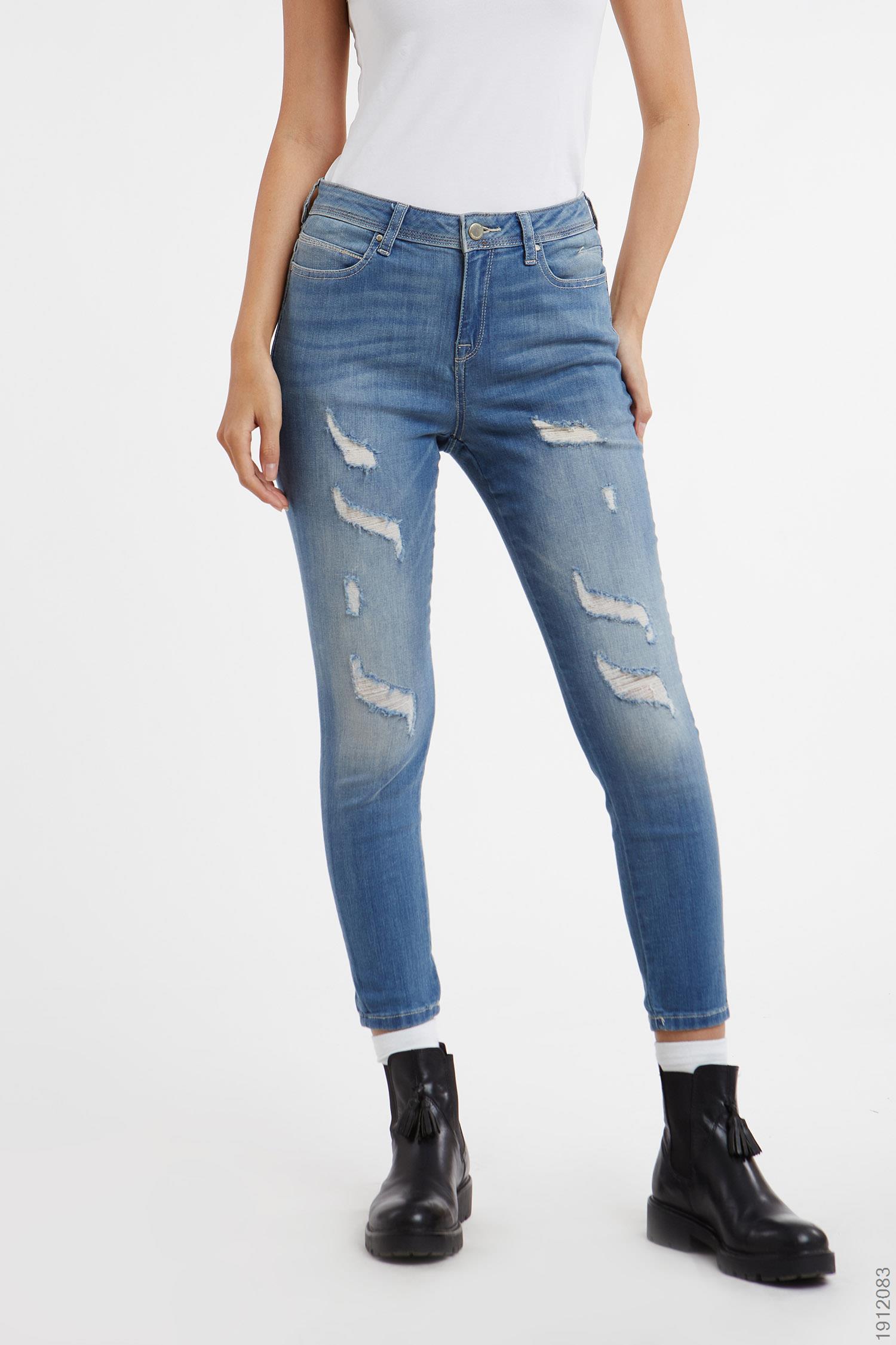 quần jean nữ - 1912083
