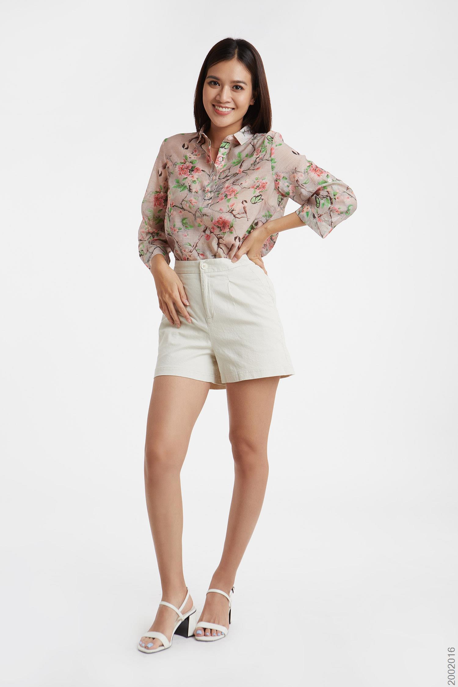 quần short nữ - 2002016