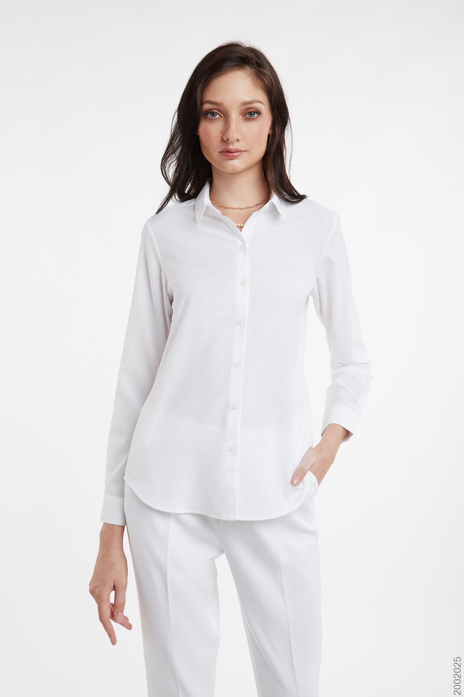 áo sơmi nữ tay dài - 2002025