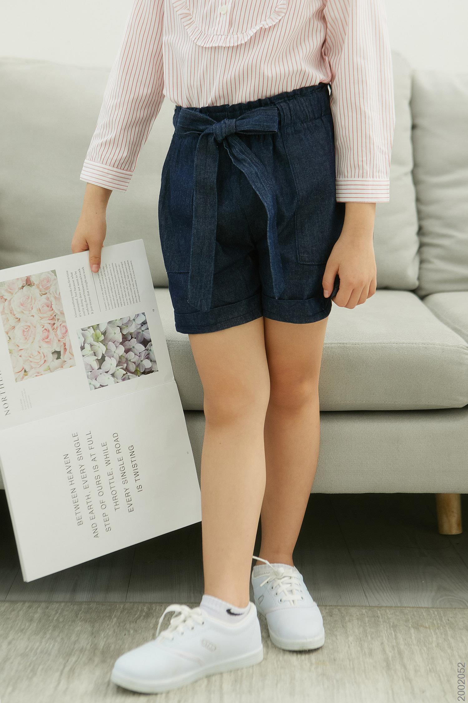 quần short bé gái - 2002052