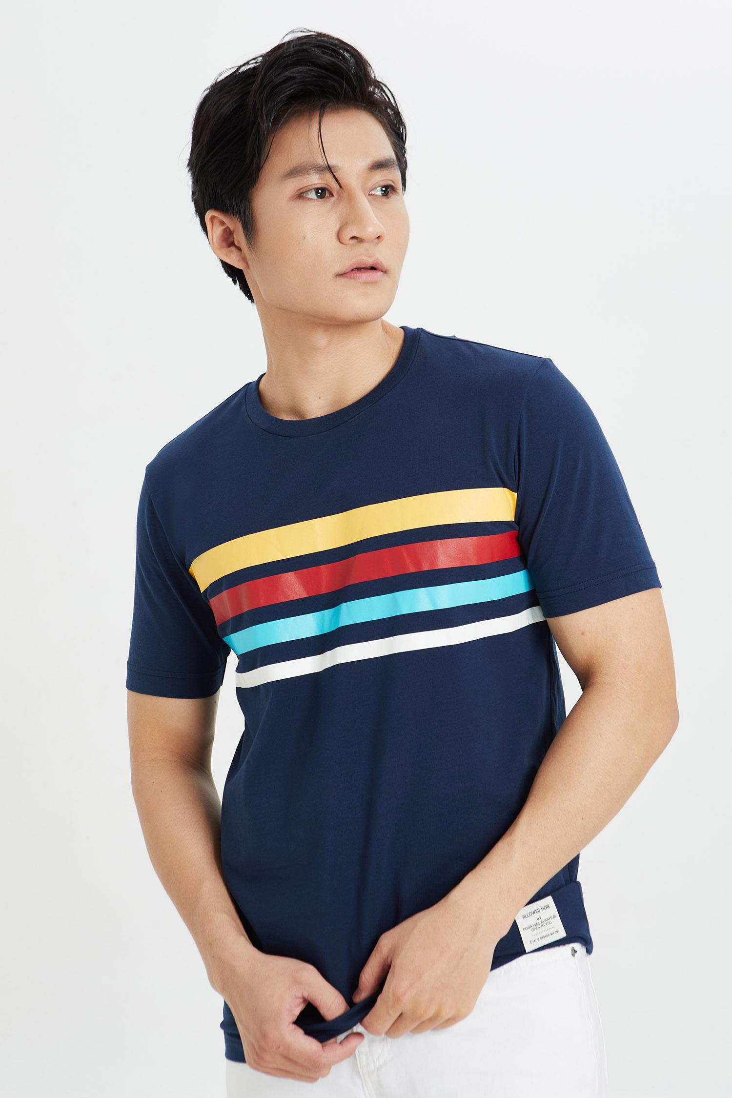 áo thun nam tay ngắn - 2007011