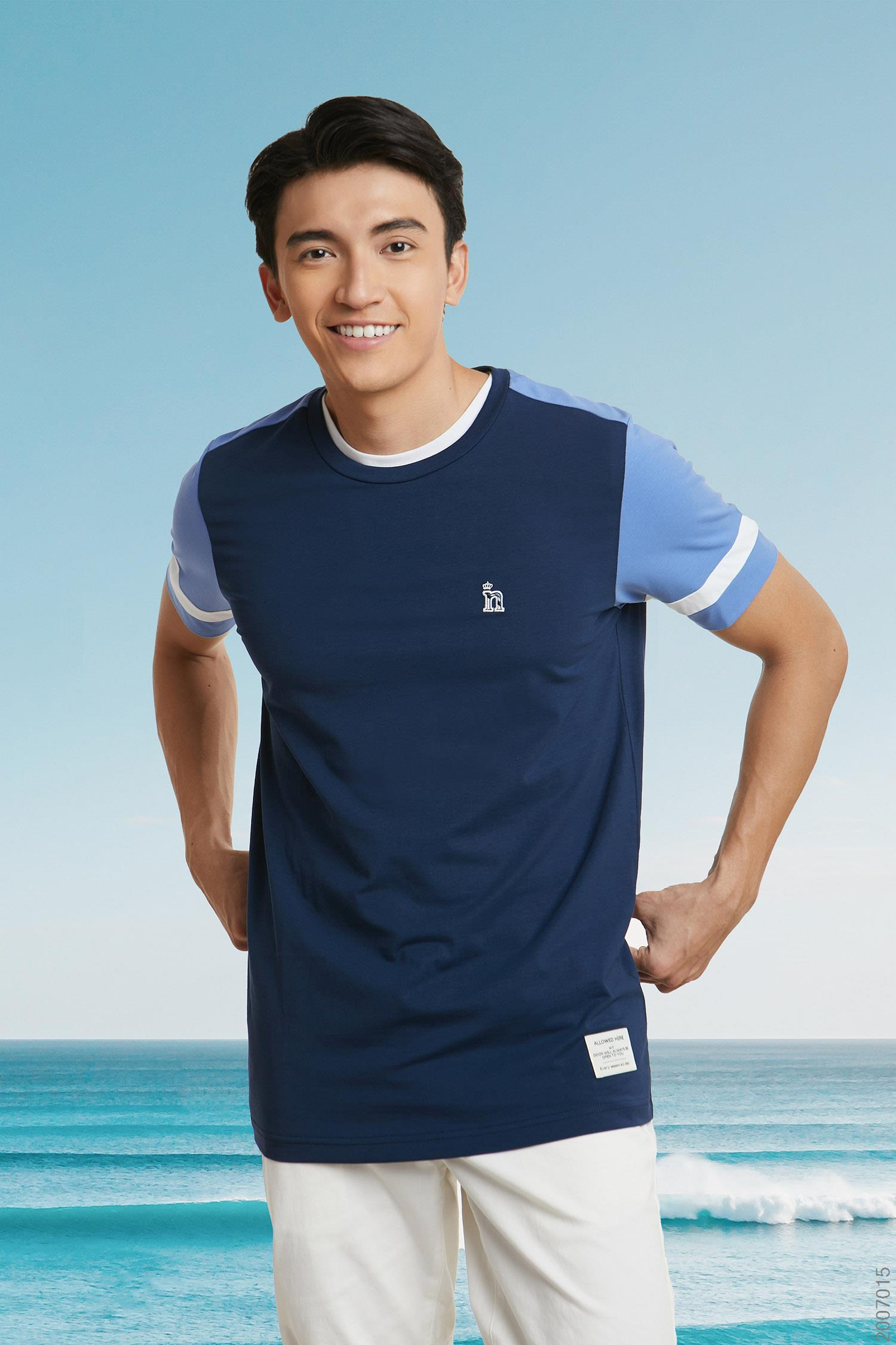 áo thun nam - 2007015