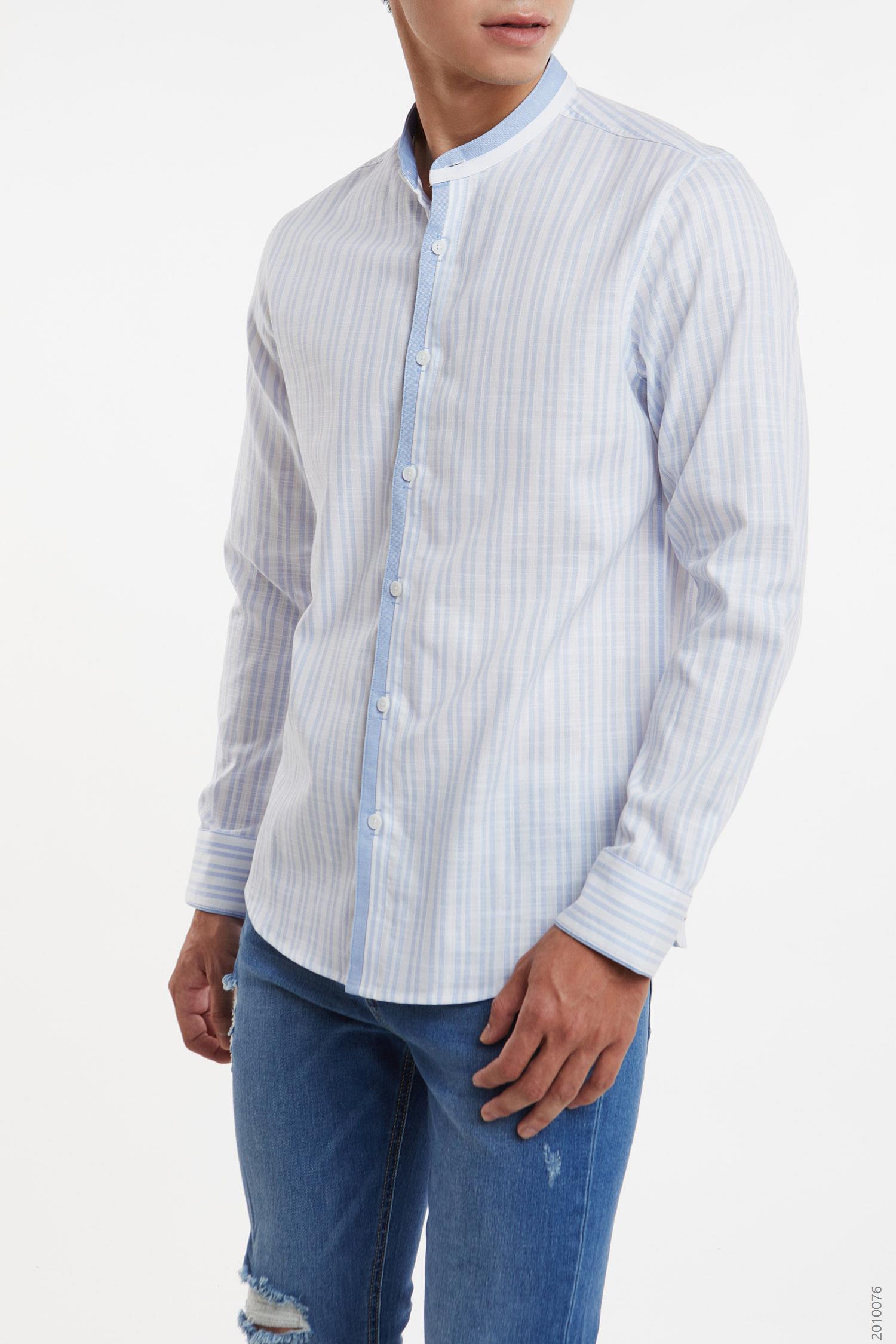 áo sơmi nam tay dài - 2010076