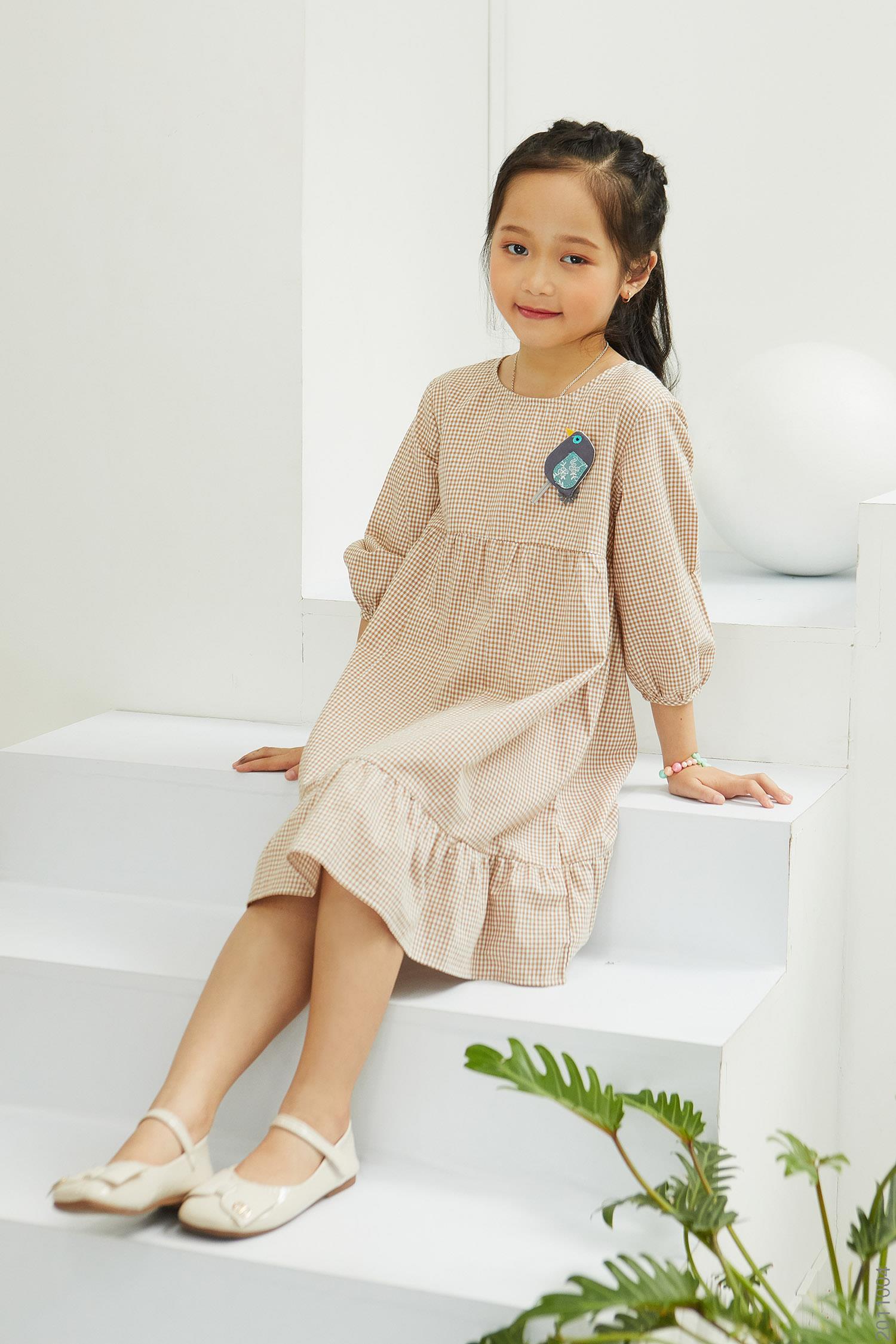 đầm bé gái - 2011004