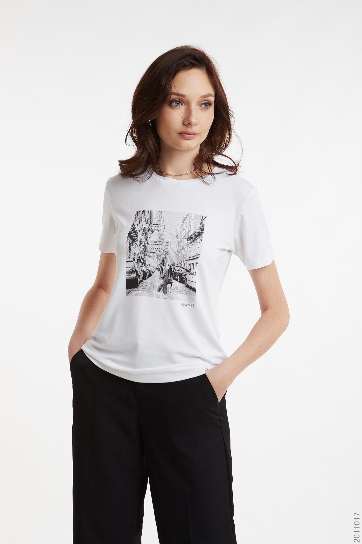 áo thun nữ - 2011017