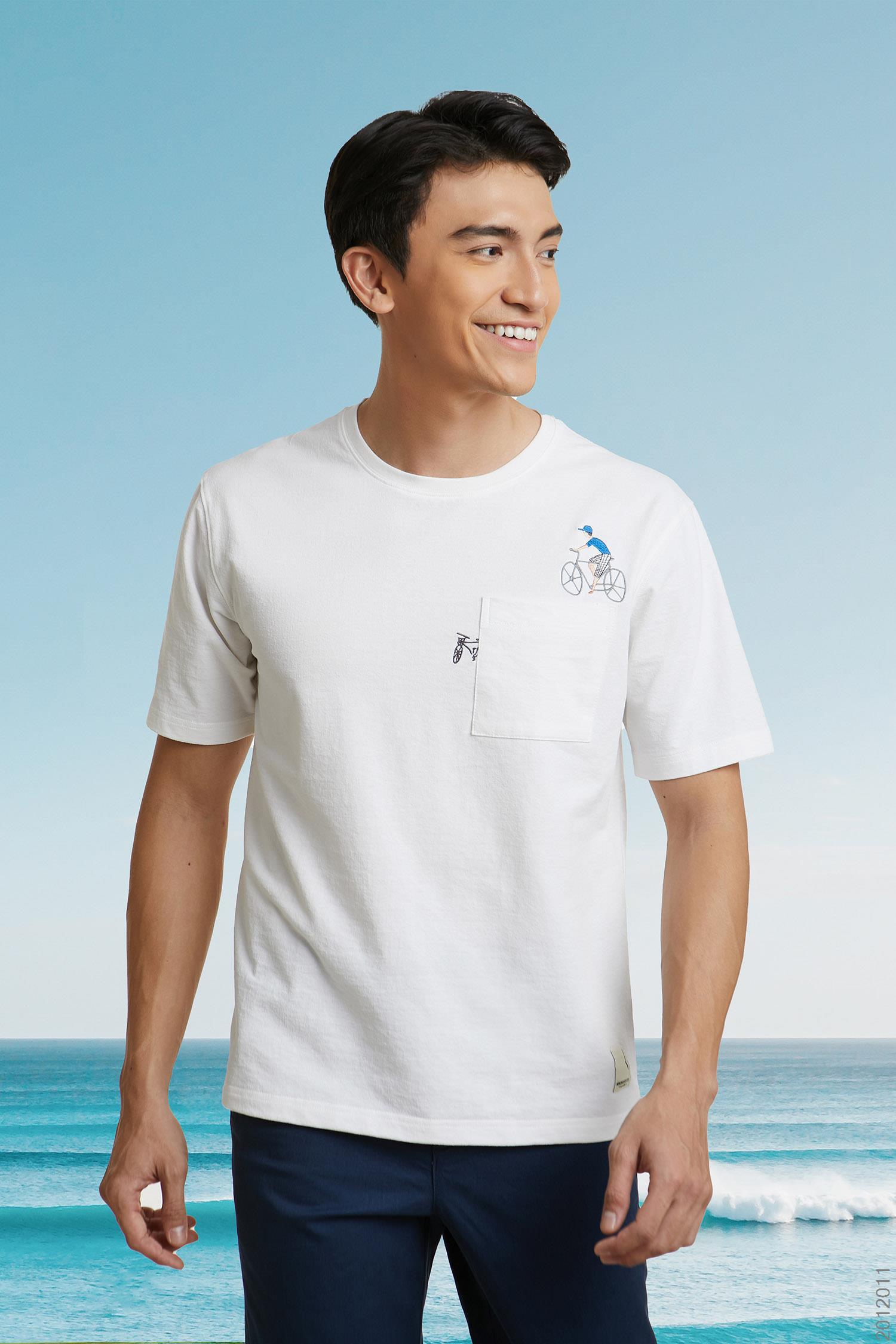 áo thun nam - 2012011