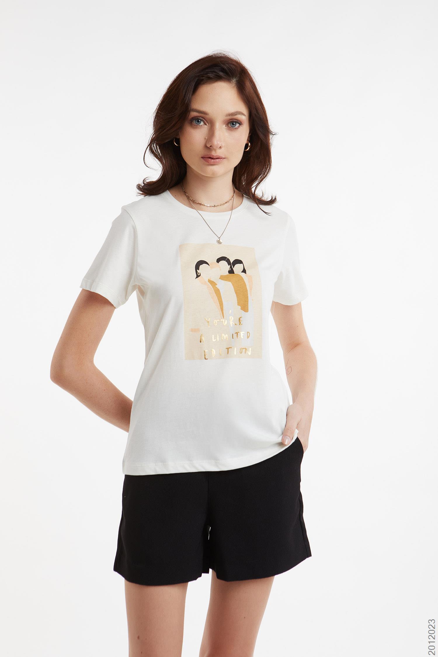 áo thun nữ - 2012023