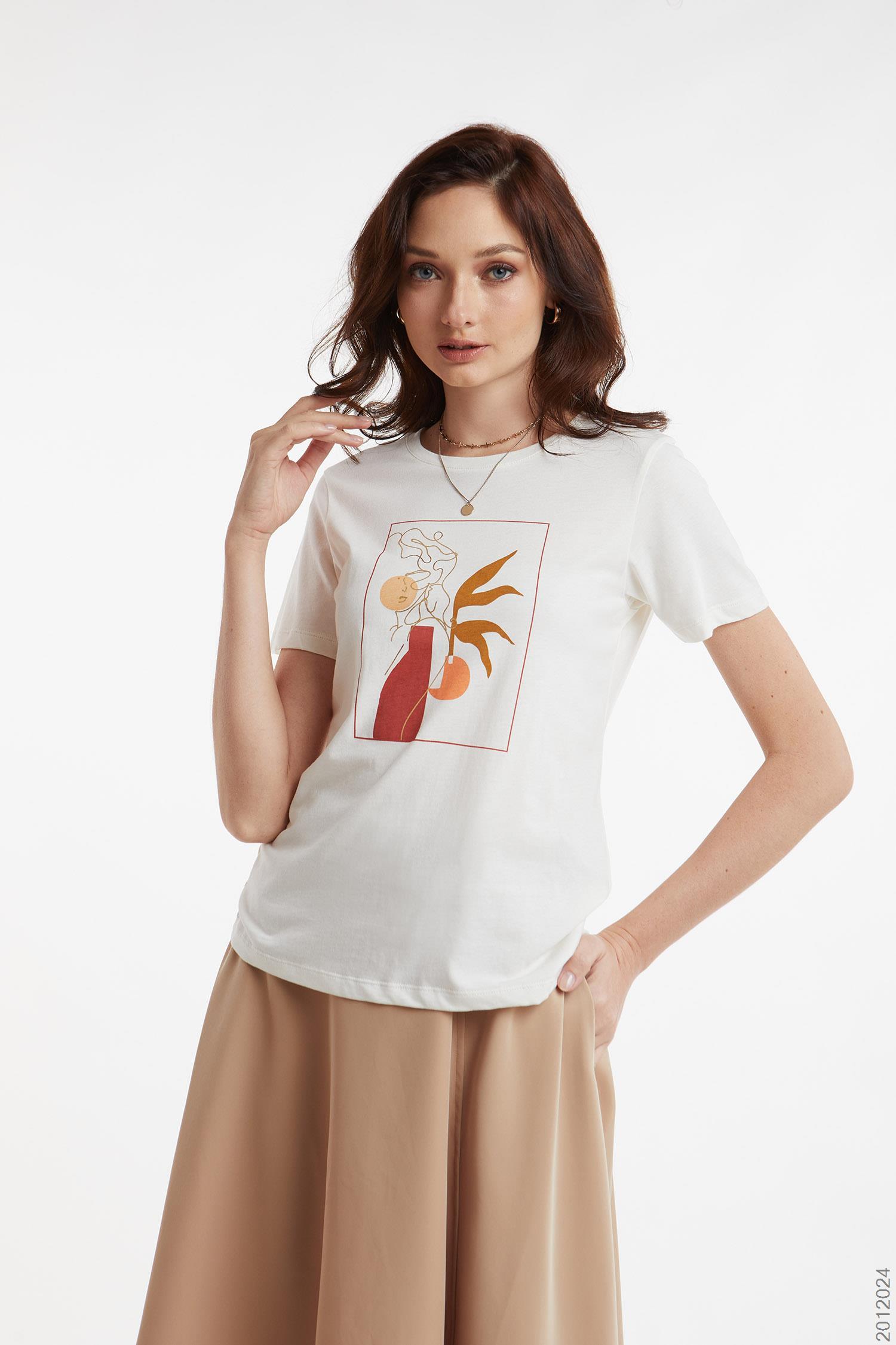 áo thun nữ - 2012024