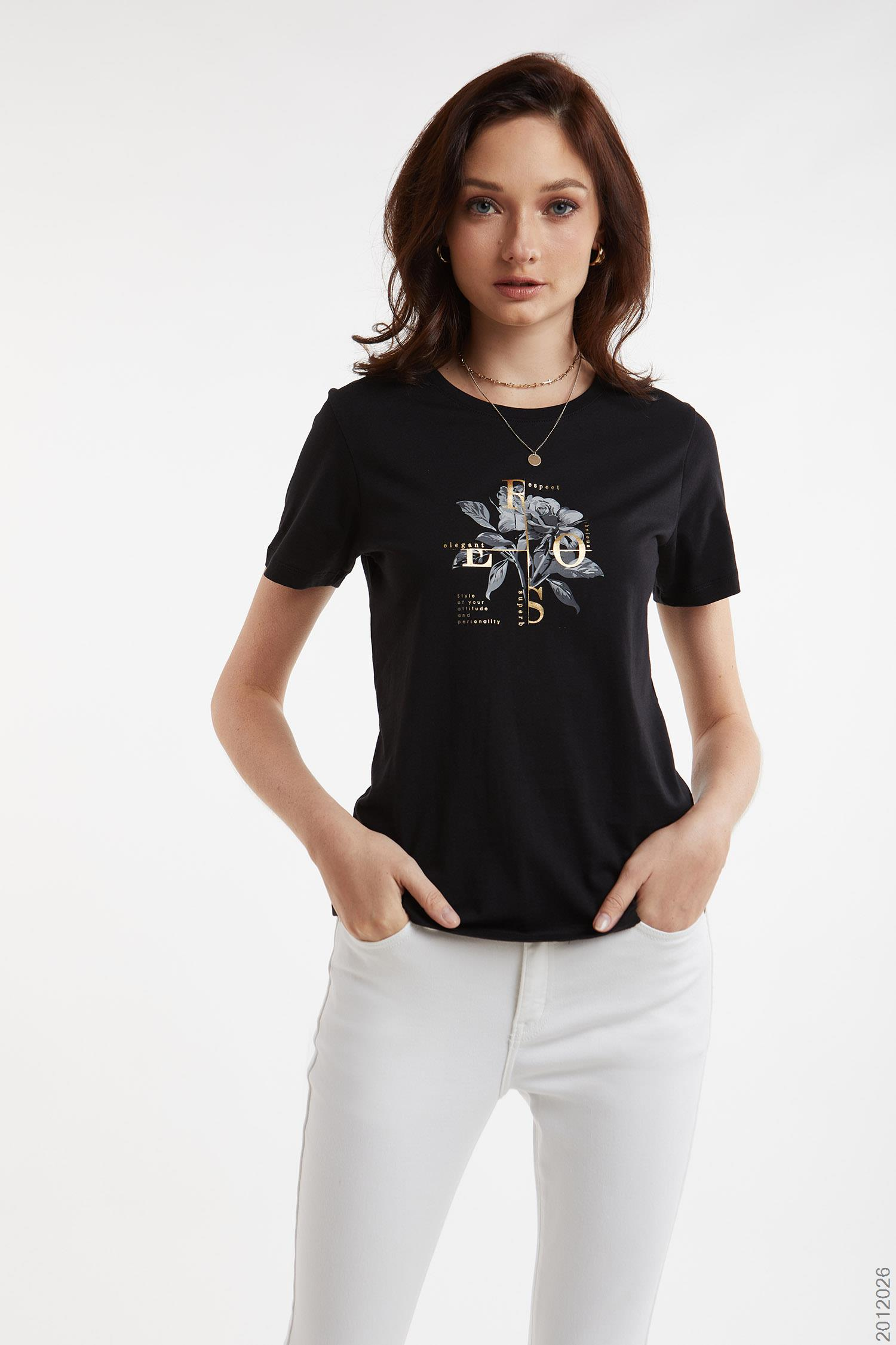 áo thun nữ - 2012026
